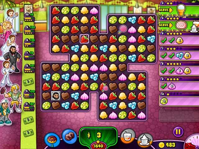 sweet shop rush screenshots 3