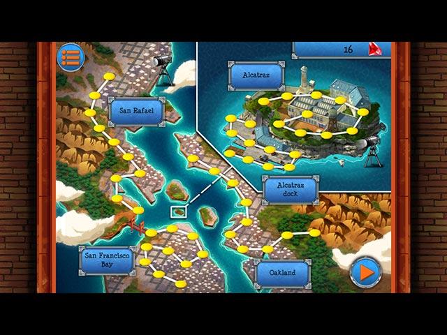 monument builders: alcatraz screenshots 1