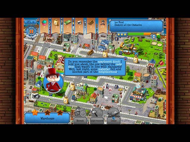 monument builders: alcatraz screenshots 3