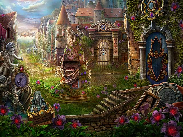 dark parables: ballad of rapunzel screenshots 2