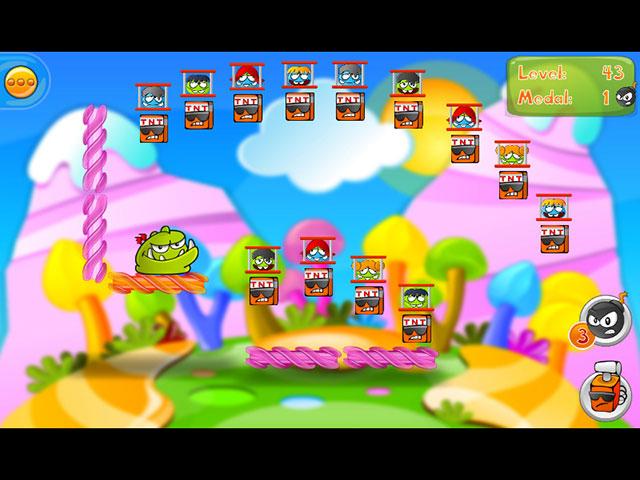 bomb the monsters! screenshots 2