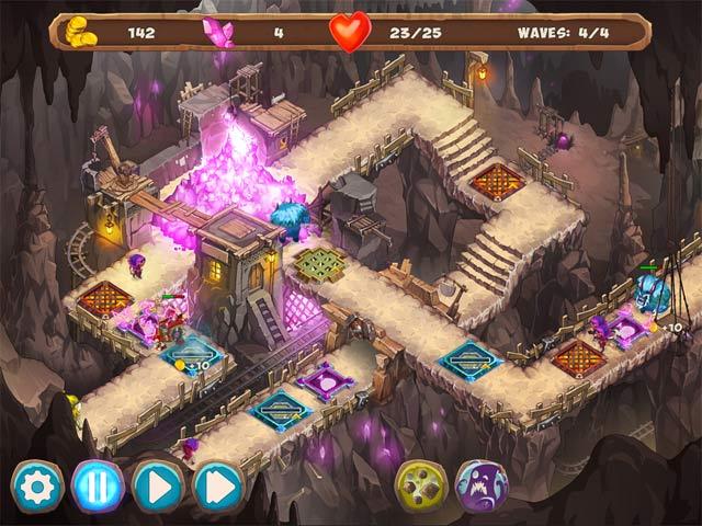 gnumz: masters of defense screenshots 3