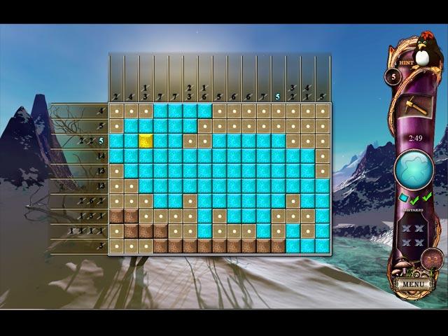 fantasy mosaics 4: art of color screenshots 2