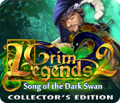 Grim Legends 2: Song of the Dark Swan Collector's Edition game feature image