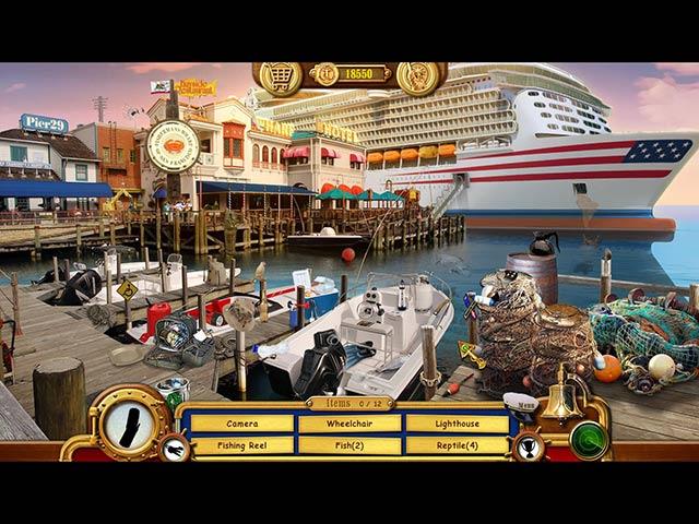 vacation adventures: cruise director screenshots 1