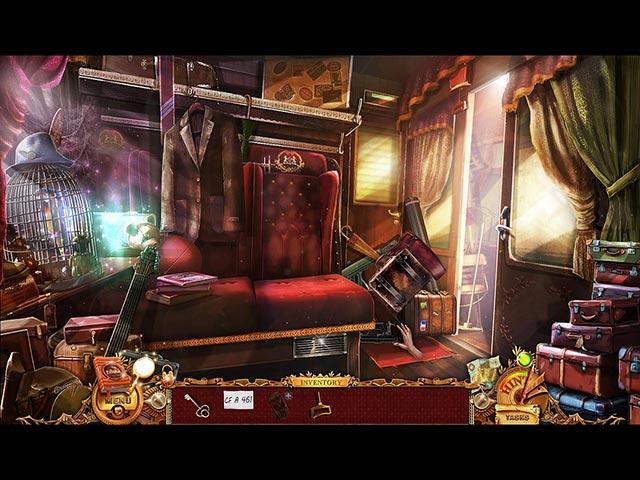 runaway express mystery screenshots 3