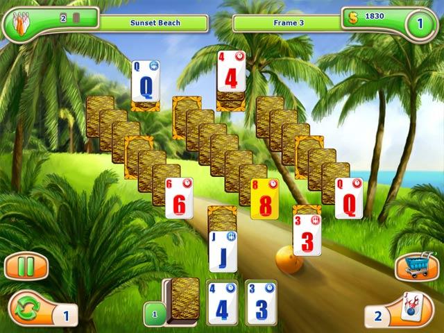 strike solitaire 3 dream resort screenshots 1