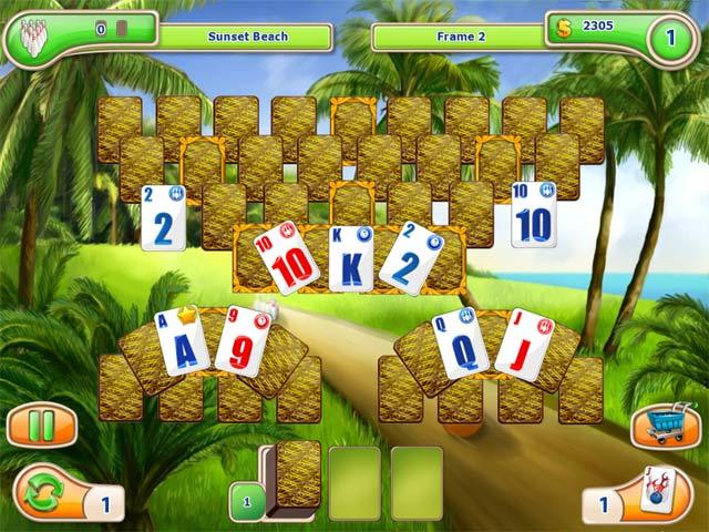 strike solitaire 3 dream resort screenshots 3