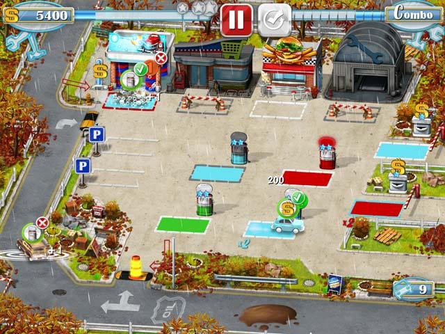 rush hour! gas station screenshots 1