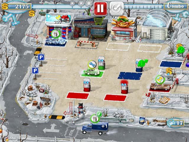 rush hour! gas station screenshots 3