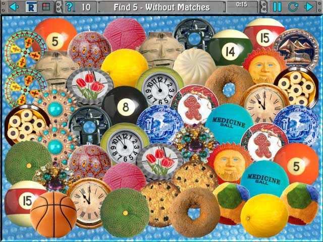 clutter iv: minigame madness tour screenshots 1
