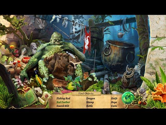 grim legends 2: song of the dark swan screenshots 1