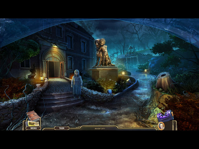 paranormal pursuit: the gifted one screenshots 2