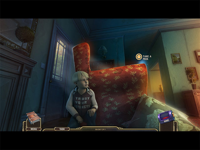 paranormal pursuit: the gifted one screenshots 3