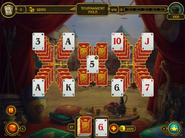 knight solitaire screenshots 3