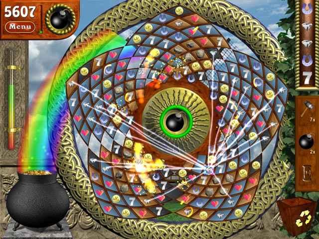 lucky's rainbow screenshots 1