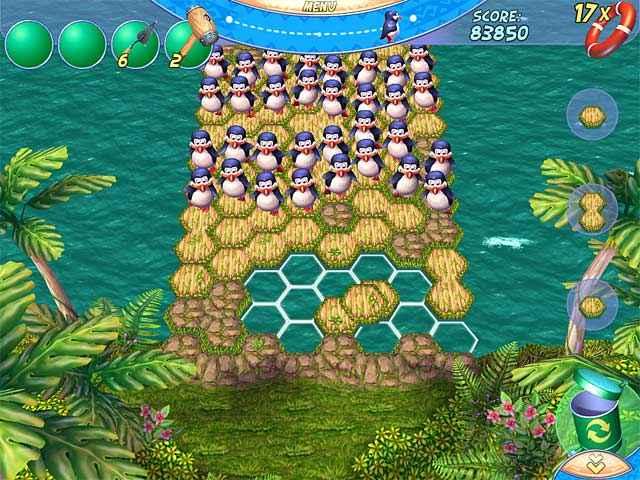 penguins'journey screenshots 1