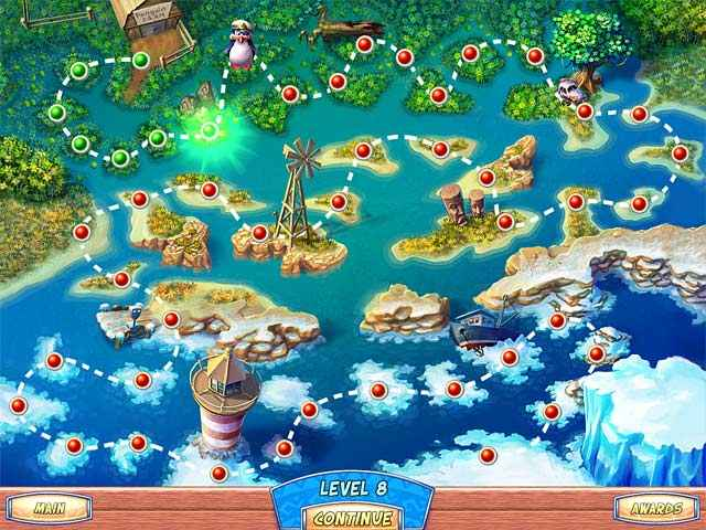 penguins'journey screenshots 3
