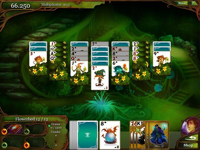 magic cards solitaire screenshots 1