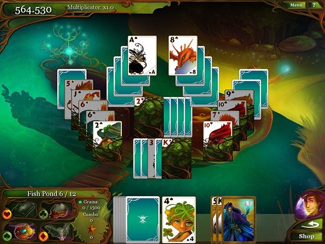 magic cards solitaire screenshots 3