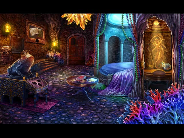 dark parables: the little mermaid and the purple tide screenshots 2