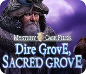 mystery case files: dire grove, sacred grove