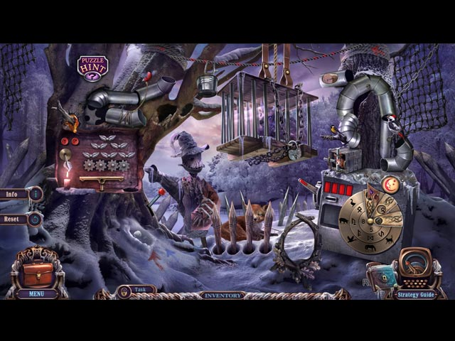 mystery case files: dire grove, sacred grove screenshots 3