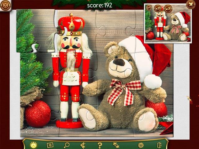 holiday jigsaw christmas 2 screenshots 1