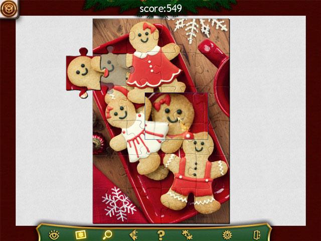 holiday jigsaw christmas 2 screenshots 3