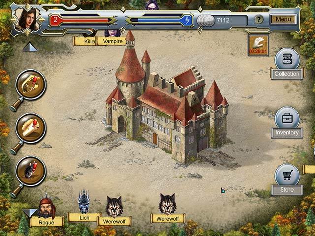 castle secrets: between day and night screenshots 1