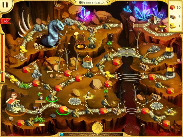 12 labours of hercules iii: girl power screenshots 3
