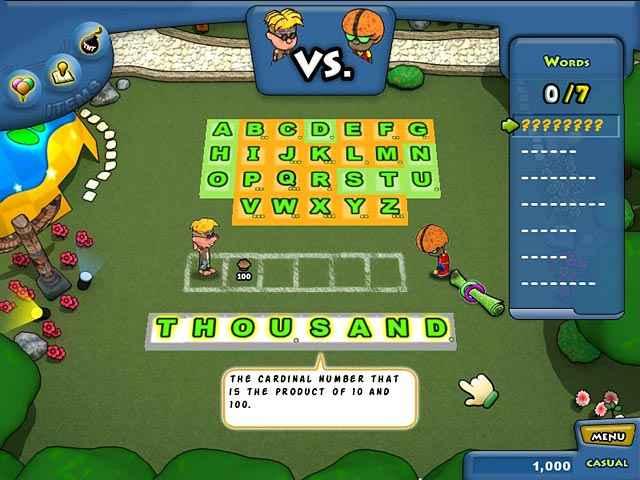 lex venture: a crossword caper screenshots 1