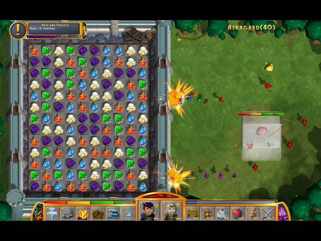 reignmaker screenshots 3