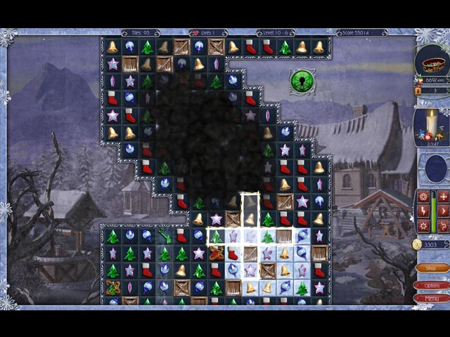jewel match: snowscapes screenshots 1