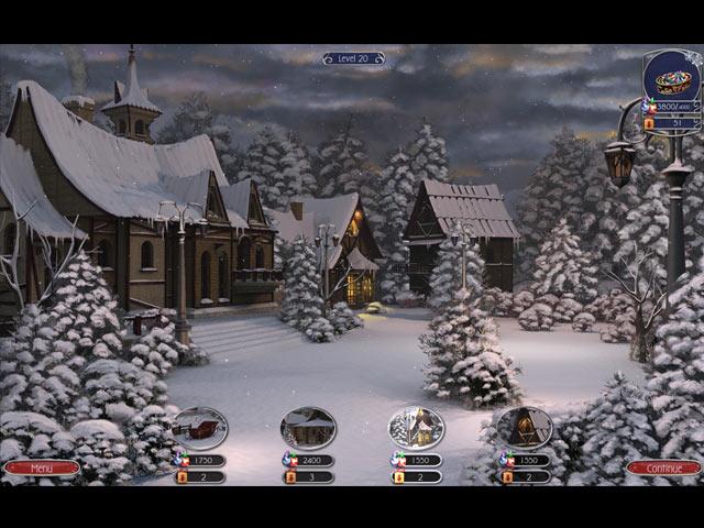 jewel match: snowscapes screenshots 2
