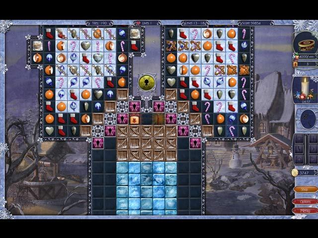 jewel match: snowscapes screenshots 3