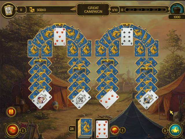 knight solitaire 2 screenshots 1
