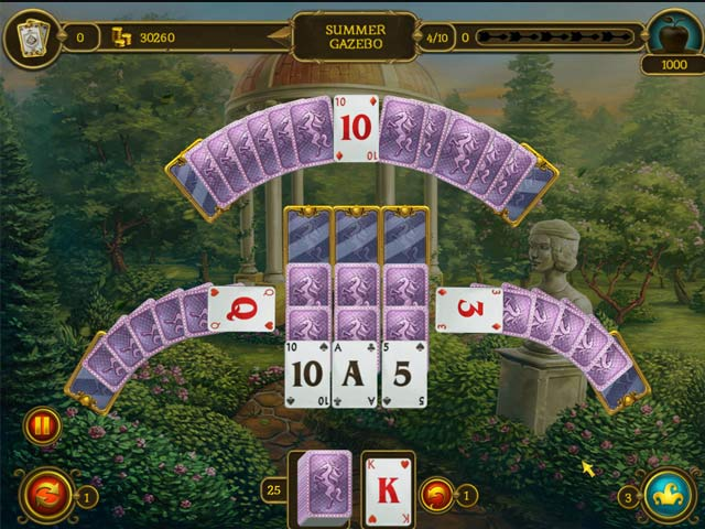 knight solitaire 2 screenshots 3