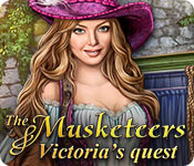 The Musketeers: Victoria's Quest game feature image