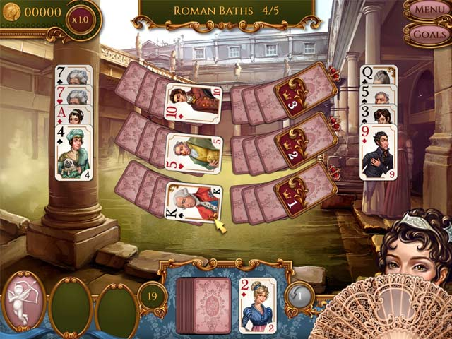 regency solitaire screenshots 1