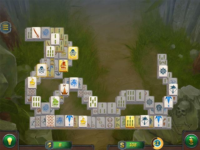 mahjong gold 2: pirates island screenshots 3