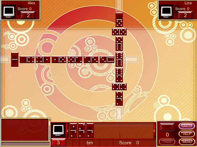 buku dominoes screenshots 2