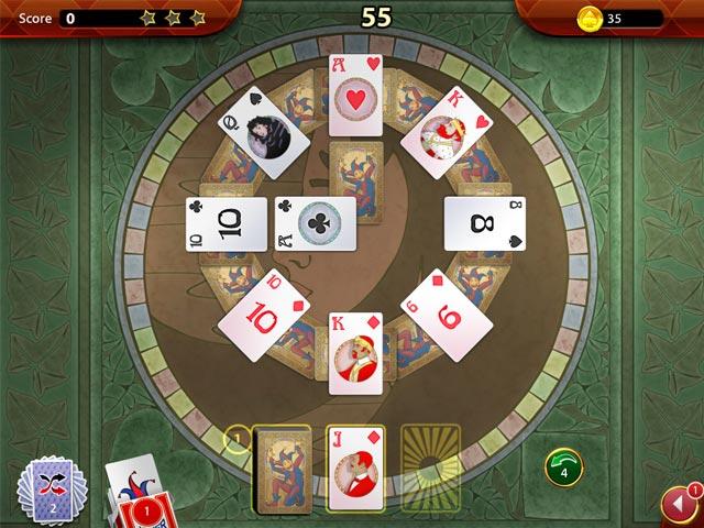 solitaire perfect match screenshots 1