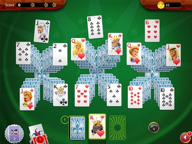 solitaire perfect match screenshots 3