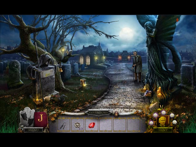 nightfall mysteries: haunted by the past screenshots 1