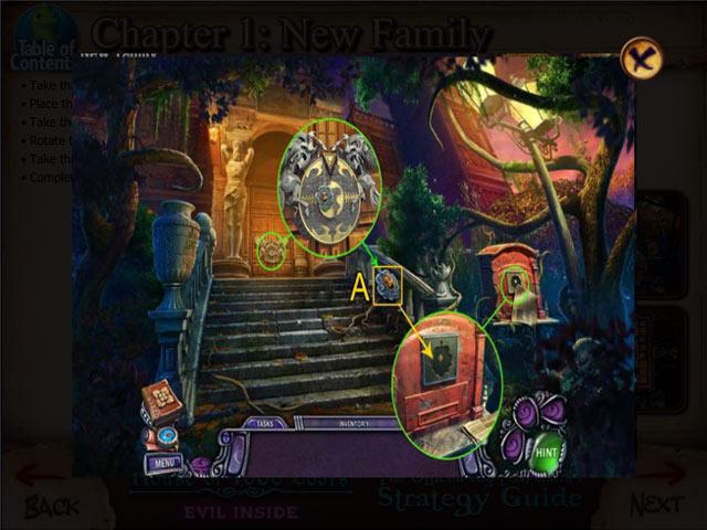 house of 1000 doors: evil inside strategy guide screenshots 2
