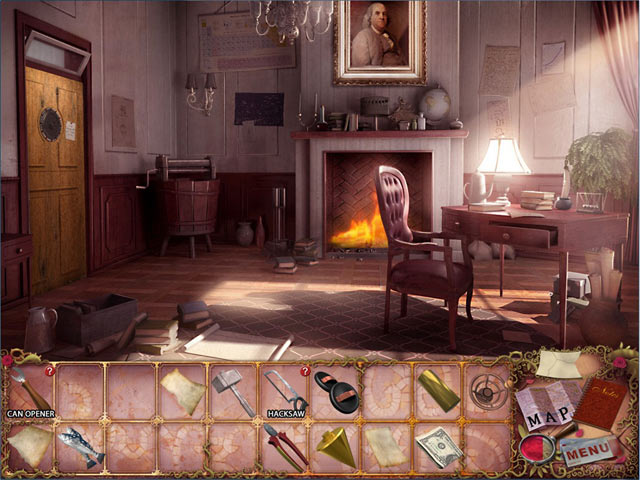 mortimer beckett and the crimson thief screenshots 1