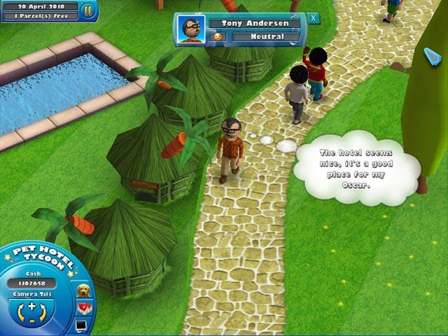 pet hotel tycoon screenshots 3