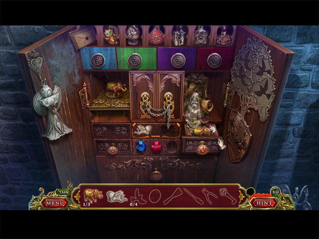 spirit of revenge: elizabeth's secret collector's edition screenshots 2
