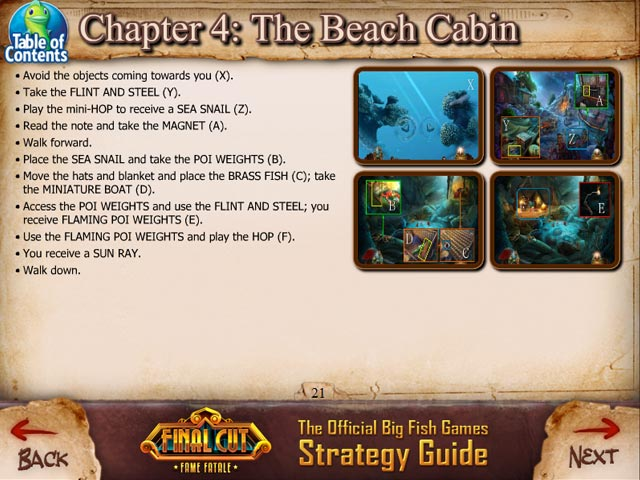 final cut: fame fatale strategy guide screenshots 12